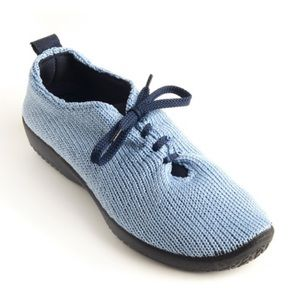 Arcopedico LS Blue Vegan Shocks Sneaker